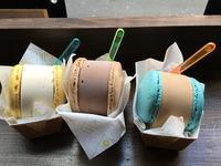 yolkinの可愛くて美味しいマカロンアイスクリームサンドイッチ (旅行お出かけ部門) - Chakomonkey Everyday in London
