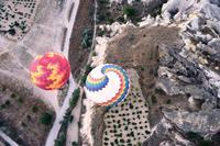 熱気球紀行(2) - 写真でイスラーム