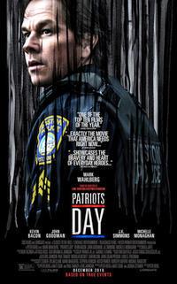 実在の爆弾テロ事件を描いた映画 PATRIOTS DAY - 大好き海外ドラマ&恋して外国映画