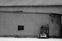 いつもの道が吹雪です! #02 - Yoshi-A の写真の楽しみ