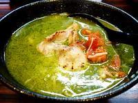 中華食堂 一番@出雲 ★★ (チーズとトマトのバジルラーメン) - 麺ある記 山陰 ~ラーメンの旅~