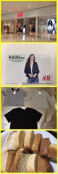 今年お初の「プチ断食」&「H&M」で支出0円 - アオサンだーjp