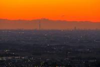 東京スカイツリーが良く見えた。長距離視程のお陰♪ - 『私のデジタル写真眼』