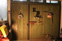 日が暮れてからは入り辛いかもなお知らせ - vespa専門店 K.B.SCOOTERS ベスパの修理やらパーツやらツーリングやらあれやこれやと