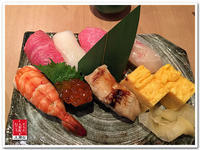Sushi TOCHINO-KI で上にぎり(旅行・お出かけ部門) - 人形町からごちそうさま