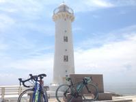 【チャリ】真夏だけど知多半島を走りたい!! - 同人サークルビテイコツハンターの自転車漕ぎ係「一梨乃みなぎ」のブログ的な何か