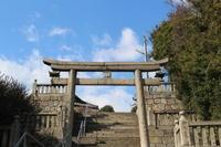 下津井・祇園神社 - 猪こっと猛進