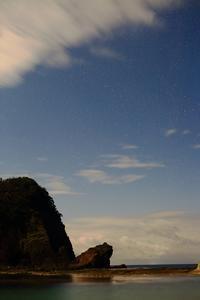 かえる岩 - 彩