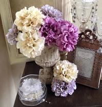 世界でひとつだけの花 つくりませんか - 花あるくらしをデザインする 花色空間Vertu