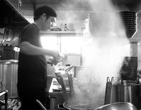 上島「豚鬼」で限定味噌 - ぶん屋の抽斗