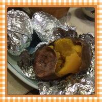 魚焼きグリルで簡単調理!安納芋の焼き芋 - kajuの■今日のお料理・簡単レシピ■