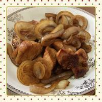 鶏肉と玉ねぎの甘辛グリル(レシピ付) - kajuの■今日のお料理・簡単レシピ■
