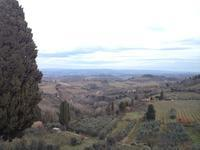 春まで待とうサン・ジミニャーノ - フィレンツェのガイド なぎさの便り