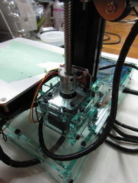 ZONESTAR D806 Z軸モータ取付変更 - ichibey日々の記録