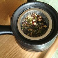 ブレンド漢方茶 - 札幌市南区石山  漢方・自然療法教室 Noya のや