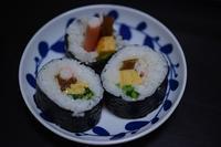 太巻き寿司 - おいしい日記