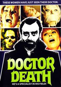 「白い悪魔の囁き/ドクター・デス」 Doctor Death  (1973) - なかざわひでゆき の毎日が映画三昧