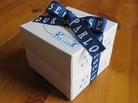 Shiseido Parlourの幸せプリン♪ - NYの小さな灯り ~ヘアメイク日記~