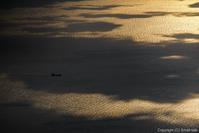 海の見える山 - ひつじ雲日記