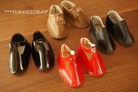 ウォルドルフ人形 〜ローファーとエナメル靴〜 【くらし部門】 - YUKKESCRAP