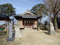 ひめちゃご50 八剱神社 ヤマトタケルと砧姫 - ひもろぎ逍遥