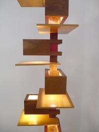 20世紀の誇る名建築家の遺した偉大な想像力。ライト建築の壮麗な一部分ともいうべき幾何学的造形美。 - GLASS ONION'S BLOG