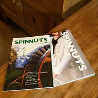 スピナッツ出版の本 - 届けられたもの