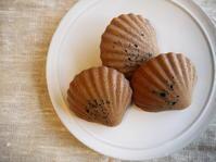 サツマイモのマドレーヌ - cuisine18 晴れのち晴れ