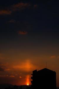 太陽柱(サンピラー) - Omoブログ