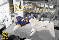 Sunshine Sunny Hoodie - Doggie Do!! / good dog and hello cat !!