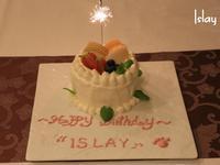 Happy 10th birthday! - イングリッシュ コッカー・アイラの生活