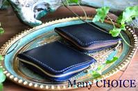 セミオーダー・イタリアンバケッタ・ブッテーロ・アリゾナ・L型財布・時を刻む革小物Many CHOICE - 時を刻む革小物 Many CHOICE~ 使い手と共に生きるタンニン鞣しの革