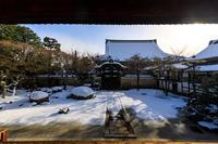 妙顕寺の雪景色 - 花景色-K.W.C. PhotoBlog