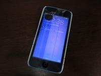 iPhone こわれました・・・ !! - ブルちゃんのログ