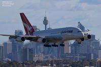 Scene of Sydney #8 - 飛行機写真 ~旅客機に魅せられて~