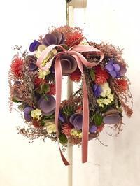 springリースのご紹介 - ~ Flower Shop D.STYLE ~ (新所沢パルコ・Let's館1F)