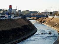鶴見川 - エンジェルの画日記・音楽の散歩道