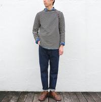 Ordinary fits/ 5POCKET ANKLE DENIM - acoustics stylus
