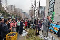 国会開会日行動 テントひろば記者会見 スメラギ特別広報隊 Women's March - ムキンポの exblog.jp