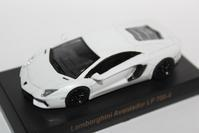 1/64 Kyosho Lamborghini CHINA OEM Aventador LP 700-4 - 1/87 SCHUCO & 1/64 KYOSHO ミニカーコレクション byまさーる