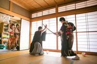 父と娘のゲキジョウ - YUKIPHOTO/平松勇樹写真事務所