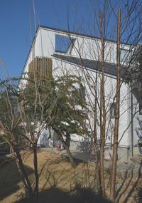 「差し掛け屋根」の家 - kukka kukka