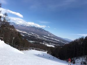 私もスキー行きたい - なんとかしたい