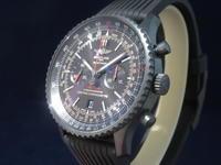 ブライトリング ナビタイマー 46 ブラックスチール - 熊本 時計の大橋 オフィシャルブログ