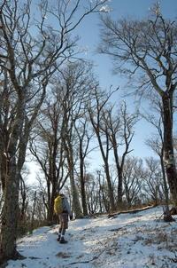 白髪岳 冬の足音 - ほら、こわくない。