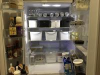 冷蔵庫公開 - シンプル以上ミニマリスト以下