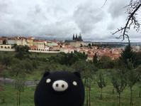 プラハを眺める、良い場所。プラハ城もゆっくり眺めて! - 田原昌のブログ(旧高斗連絡帳)