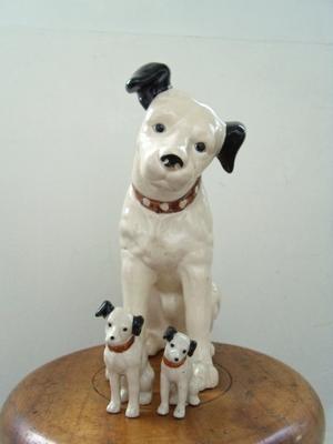 ビクター犬 -