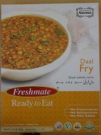 ダル・フライでインドの豆に詳しくなろう - kimcafeのB級グルメ旅