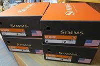 SIMMS(シムス)G3 GUIDE STOCKINGFOOT入荷!! - アンパラなブログ   フライ、トラウトルアー編